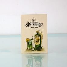Visitekaartje Springbay