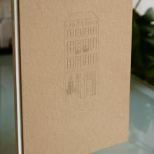 boek op recycled papier 1